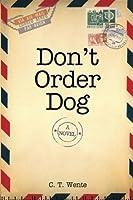 Don't Order Dog (Jeri Halston Series)