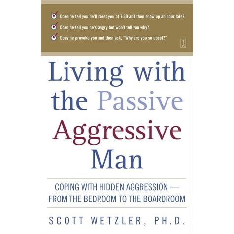 living with the passive aggressive man pdf