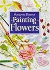 Painting Flowers by Marjorie Blamey