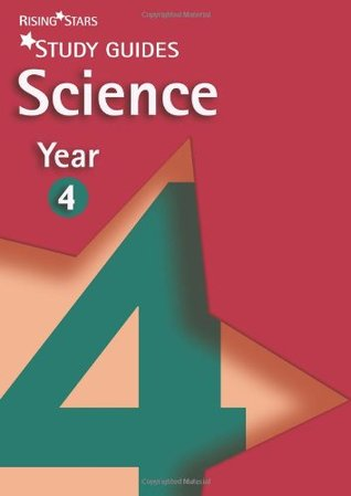 Rising Stars Study Guides: Science Years 4 (Rising Stars Study Guides Series)