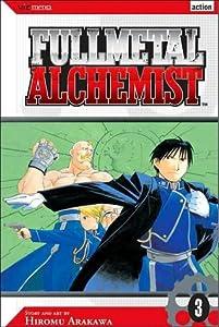 Fullmetal Alchemist, Vol. 3 (Fullmetal Alchemist, #3)