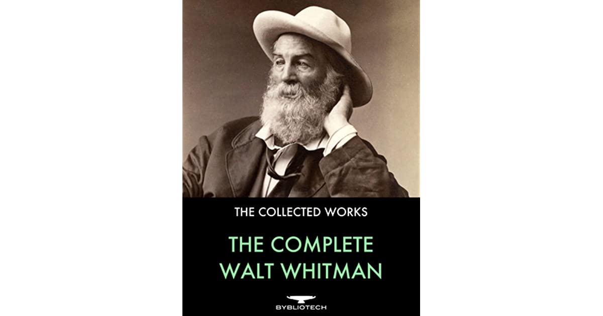 whitman analysis me impertube