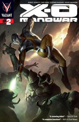 X-O Manowar (2012- ) #2: Digital Exclusives Edition