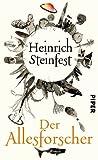 Der Allesforscher by Heinrich Steinfest