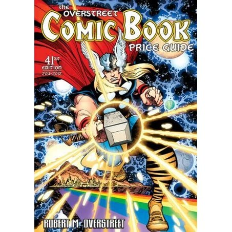 Overstreet Comic Book Price Guide Volume 41 by Robert M  Overstreet