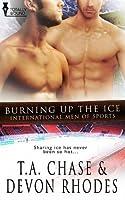 Burning Up the Ice (International Men of Sports #5)