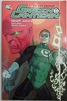 Green Lantern Secret Origin (Scholastic Edition)