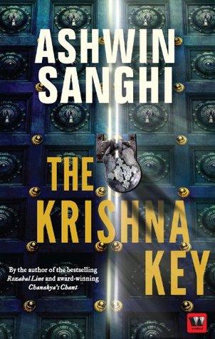 Read The Krishna Key By Ashwin Sanghi
