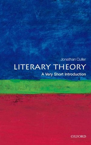 Lesson Plan Literary Theory: A Very Short Introduction by Jonathan Culler