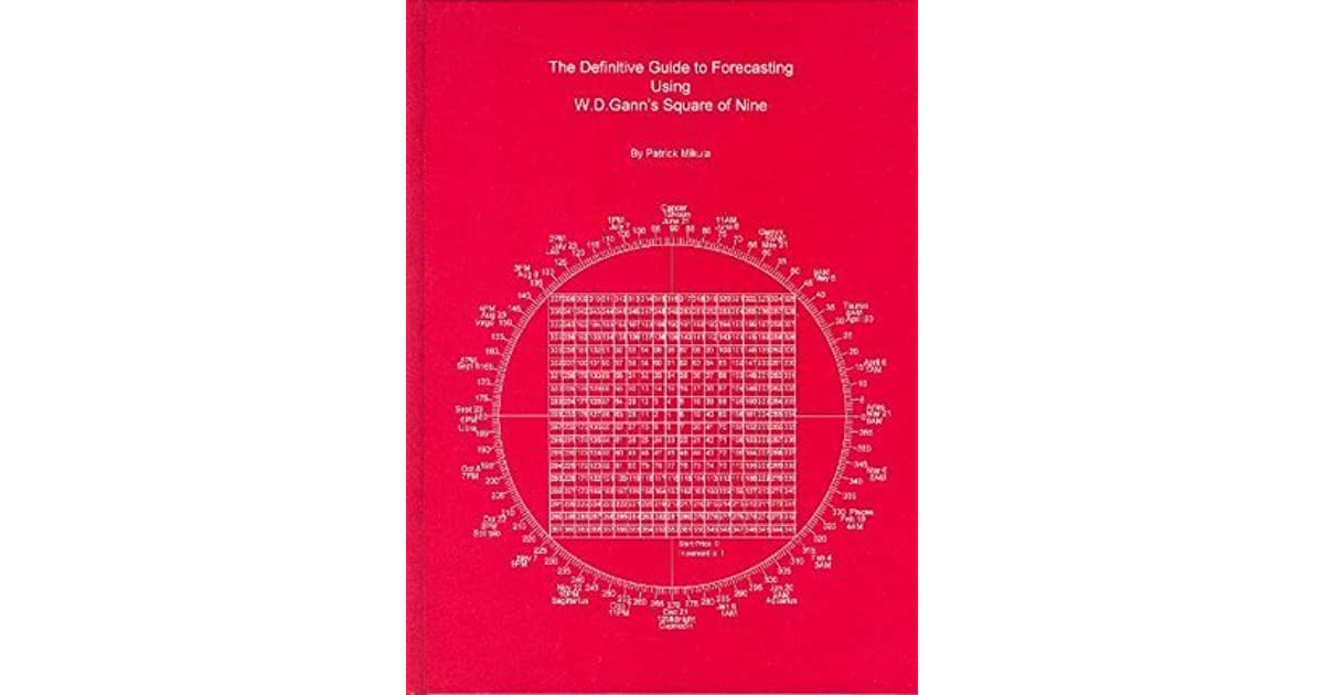 The Definitive Guide to Forecasting Using W  D  Gann's Square of
