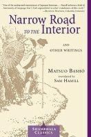 Narrow Road to the Interior (Shambhala Centaur Editions)