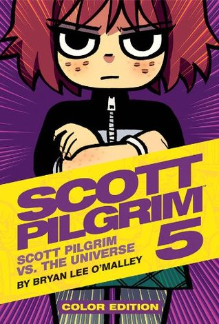 Scott Pilgrim, Volume 5 by Bryan Lee O'Malley
