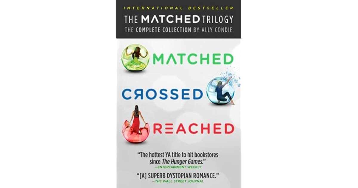 The matched trilogy the complete collection by ally condie 1 star the matched trilogy the complete collection by ally condie 1 star ratings fandeluxe Images