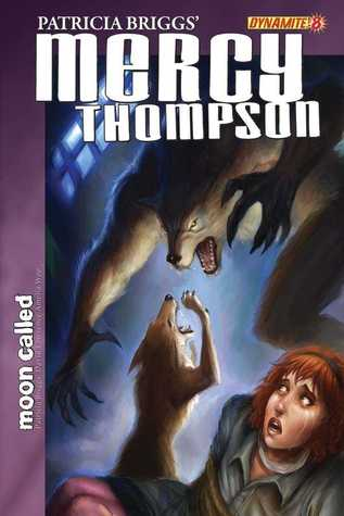 Mercy Thompson: Moon Called: Graphic Novel Issue #8