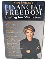 Suze Orman's Financial Freedom: Creating True Wealth Now, Audio Cassettes Volume 1-9