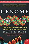 Book cover for Genome: The Autobiography of a Species in 23 Chapters (P.S.)