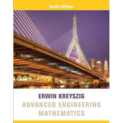 Advanced Engineering Mathematics Erwin Kreyszig Solution 10th Edition Pdf