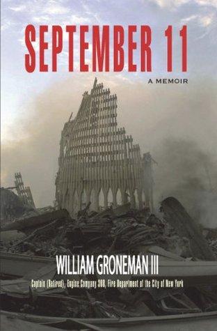 September 11: A Memoir