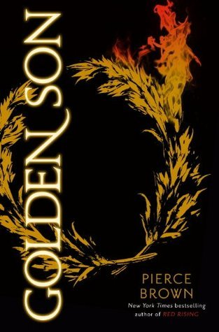 Golden Son (Red Rising Saga, #2)