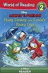 Huey, Dewey, and Louie's Rainy Day: Mickey & Friends (World of Reading)