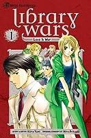Library Wars: Love & War, Vol. 1