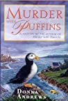 Book cover for Murder With Puffins (Meg Langslow #2)