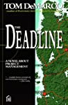 Book cover for The Deadline: A Novel About Project Management