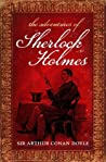 Book cover for The Adventures of Sherlock Holmes