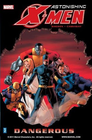 Astonishing X-Men Vol. 2 by Joss Whedon