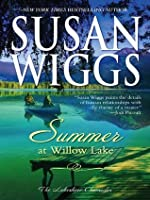 Summer at Willow Lake (The Lakeshore Chronicles #1)