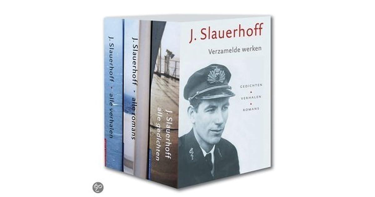 Verzamelde Werken By Jan Jacob Slauerhoff