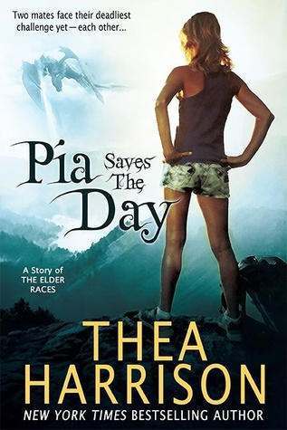 Pia Saves the Day (Elder Races, #6.6)