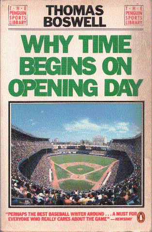 Why Time Begins on Opening Day