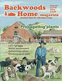 Backwoods Home Magazine #128 - Mar/Apr 2011