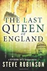 The Last Queen of England (Jefferson Tayte Genealogical Mystery, #3)