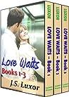 Love Waits Boxed Set (Love Waits, #1-3)