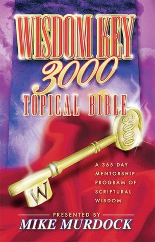 The Wisdom Key 3000 Topical Bib - Mike Murdock