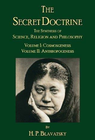 The Secret Doctrine by H.P. Blavatsky Vols. I & II eBook