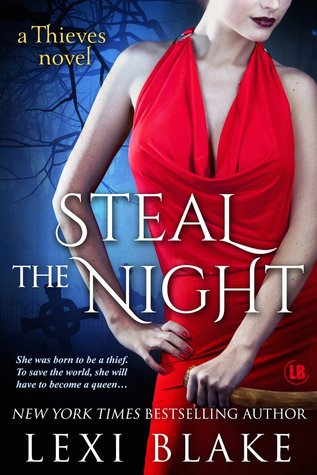 Steal the Night by Lexi Blake