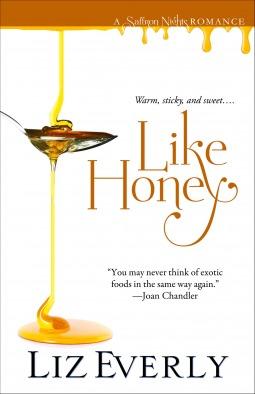 Like Honey (Saffron Nights #3)