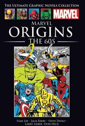 Marvel Origins: The 60s