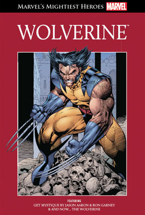 Wolverine: Get Mystique & And now... The Wolverine!