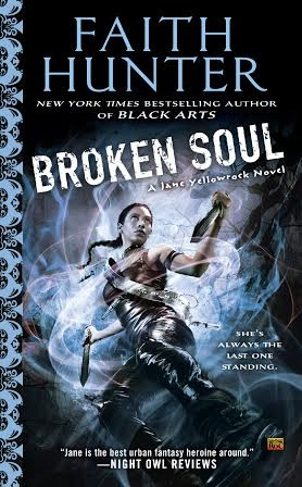 Book Review: Broken Soul by Faith Hunter