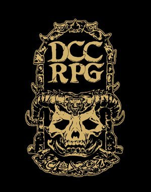 Dungeon Crawl Classics RPG Limited Gold Foil Edition (GSL)