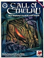 Call of Cthulhu: Horror Roleplaying in the Worlds of H.P. Lovecraft (Call of Cthulhu RPG)