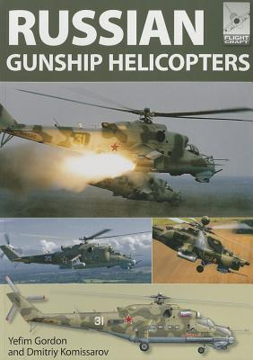 Flight Craft  Russian Gunship Helicopters