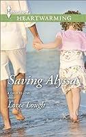 Saving Alyssa (A Child to Love)