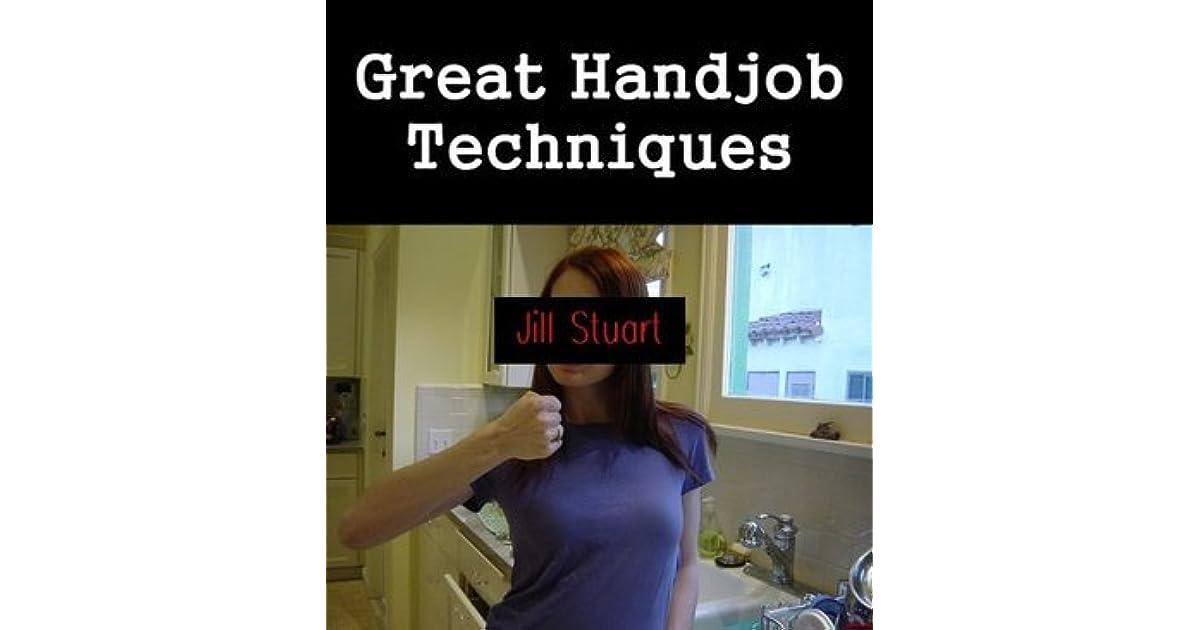 Great Handjob Techniques by Jill Stuart