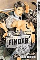 Finder, Volume 3: Auf Schwarzen Schwingen (Finder, #3)