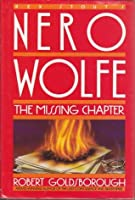 Nero Wolfe: the Missing Chapter